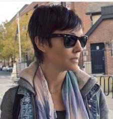 Paula Patrice In Raybans
