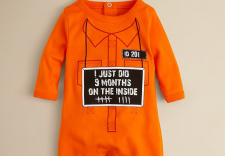 9 months on the inside romper