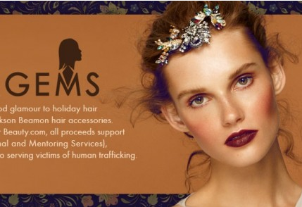 Hair GEMS fight human trafficking