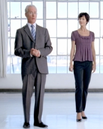 Tide TV Commercial With Paula Patrice & Tim Gunn