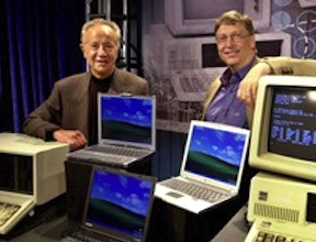 andrew groves and bill gates