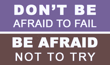 no fear graphic