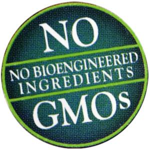 No GMO - Paula Patrice