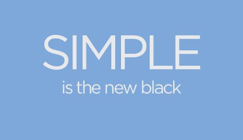 simpleisnewblack