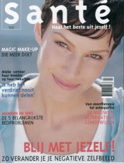 Sante Magazine Cover